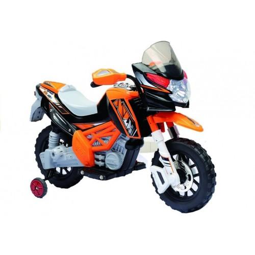 Motor Na Akumulator Ducati Scrambler Pomarańczowy