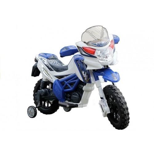 Motor  Na Akumulator Ducati Scrambler Niebieski