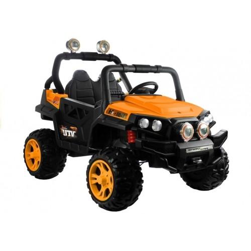 Auto Na Akumulator Buggy Pomarańczowy
