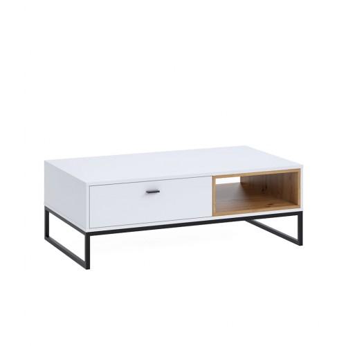 Ława Elwiners EL5 - styl loftowy industrialny do salonu do pokoju młodzieżowego do pokoju dziennego