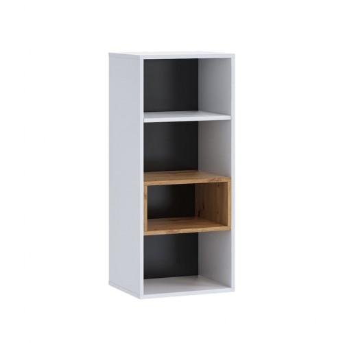szafka wisząca Elwiners EL12 - styl loftowy industrialny do sypialni pokoju młodzieżowego salonu gabinetu