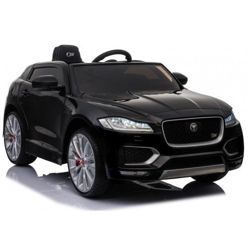 Auto na akumulator Nowy Jaguar F-Pace Czarny Duży do 40kg!
