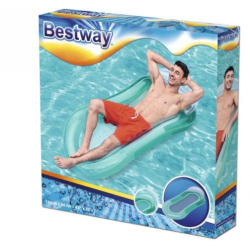 Materac do pływania Bestway 43103 Turkusowy