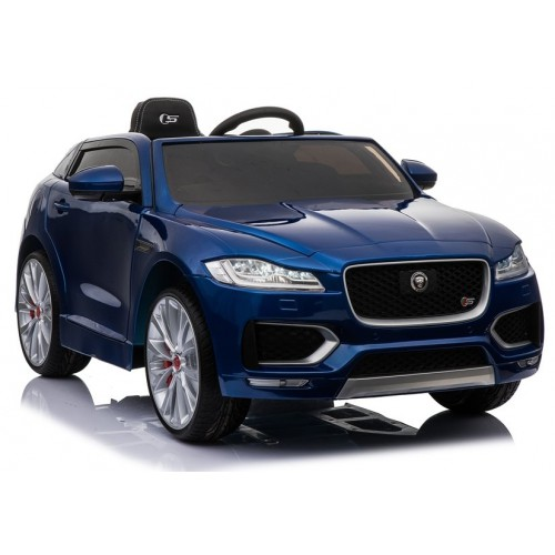 Auto na Akumulator Jaguar F- Pace Niebieski Lakierowany