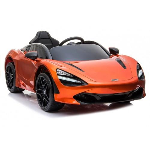 Auto na Akumulator McLaren 720S Pomarańczowy Lakier