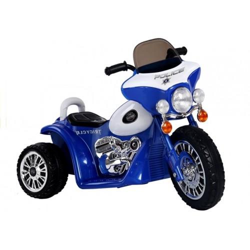 Motor na Akumulator E-Trike Niebieski