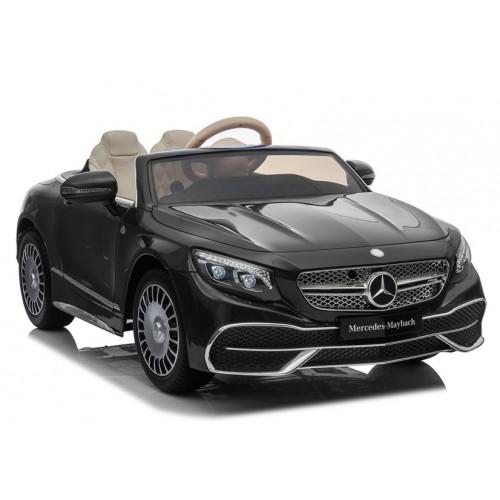 Auto na Akumulator Mercedes Maybach Czarny Lakier klasa Premium