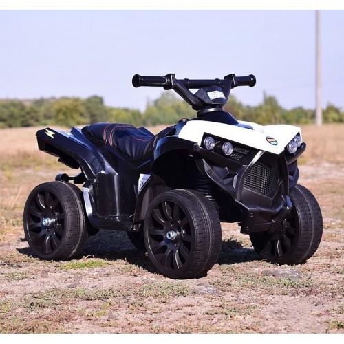 Quad na akumulator, miękkie koła EVA, miękkie siedzenie, dwa akumulatory/RBT570