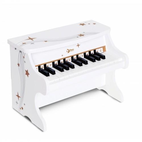 CLASSIC WORLD Pianino Białe