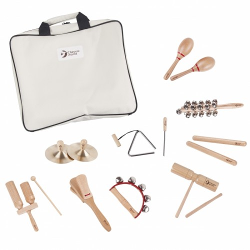 CLASSIC WORLD Zestaw Instrumentów Muzycznych 9 Akcesoriów