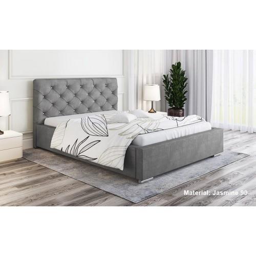 Łóżko tapicerowane Afrodyzjusz 140x200 cm