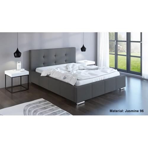 Łóżko tapicerowane Agaton 120x200 cm