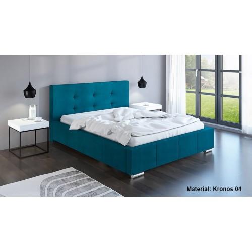 Łóżko tapicerowane Agaton 140x200 cm