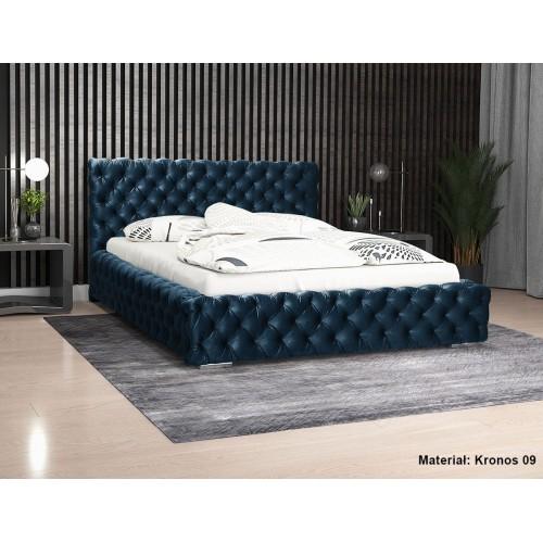Łóżko tapicerowane Achacja 120x200 cm