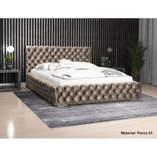 Łóżko tapicerowane Achacja 180x200 cm