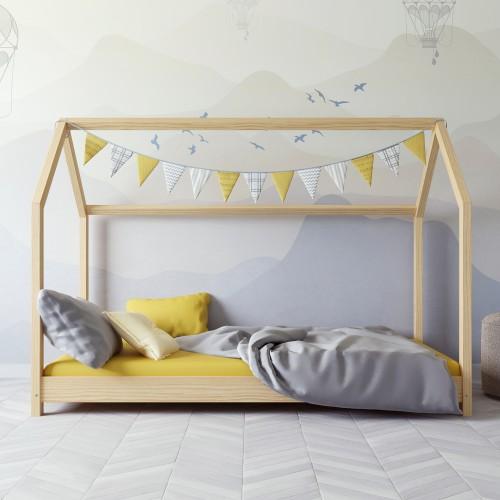 Łóżko domek Fernando dla dzieci