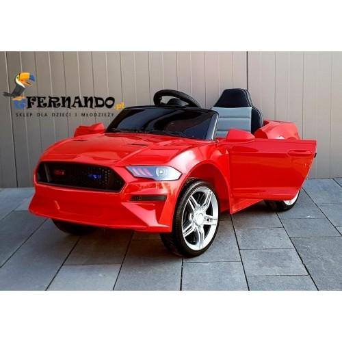 Pojazd GT Sport Czerwony
