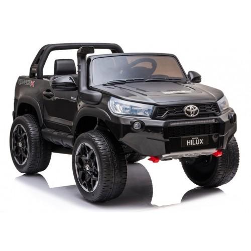 Auto na Akumulator Toyota Hilux Czarny Lakierowany