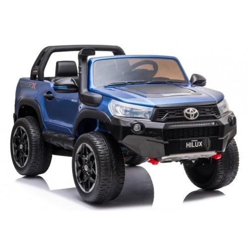 Auto na Akumulator Toyota Hilux  Niebieski Lakierowany