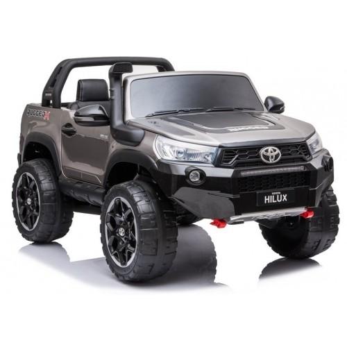 Auto na Akumulator Toyota Hilux Srebrny Lakierowany