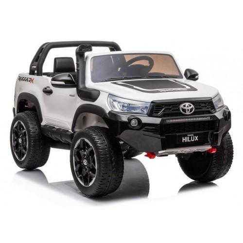 Auto na Akumulator Toyota Hilux Biały