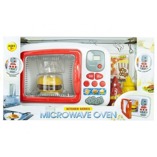 Kuchenka Mikrofalowa Mikrofalówka + Akcesoria