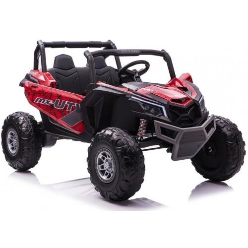 Auto na Akumulator  Buggy UTV-MX Czerwony Spider Lakier MP4
