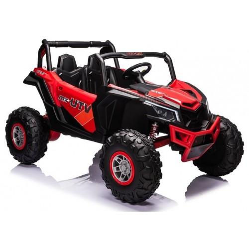 Auto na Akumulator  Buggy UTV-MX Czerwony MP4