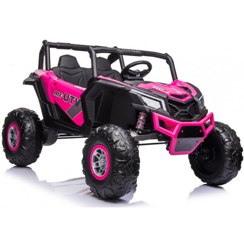 Auto na Akumulator  Buggy UTV-MX  Różowy