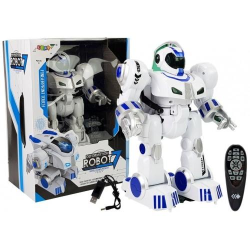 Robot Interaktywny Zdalnie Sterowany Taniec Odcisk Palca K4