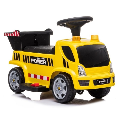Jeździk na Akumulator GTS6688-C Wywrotka Żółta