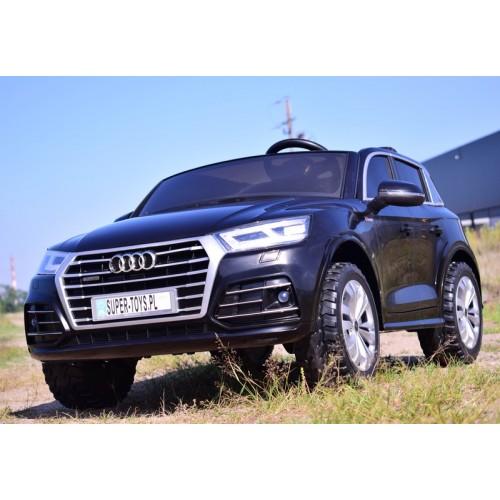 Auto na Akumulator Nowe Audi Q5 2-osobowe Czarne 4x4