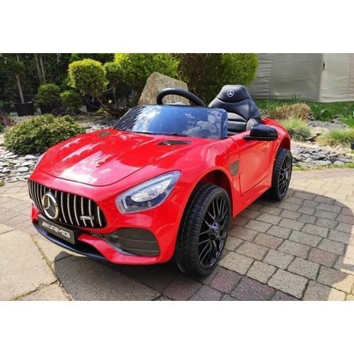 Auto na Akumulator Mercedes AMG GTR Lift Czerwony Convertible
