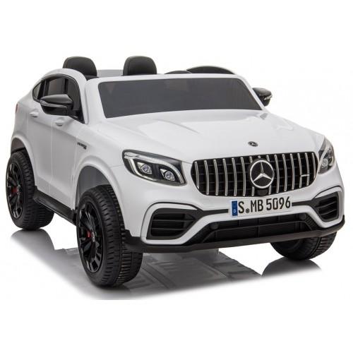 Auto na Akumulator Mercedes GLC 63S Biały