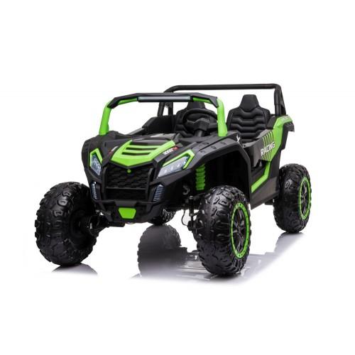 Auto Na Akumulator Buggy A032 Zielony