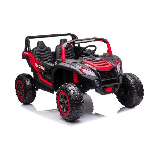 Auto Na Akumulator Buggy A032 Czerwony