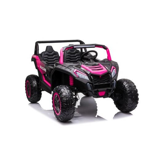 Auto Na Akumulator Buggy A032 Różowy
