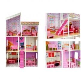 Domki drewniane Domki dla lalek