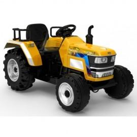 Traktory na akumulator