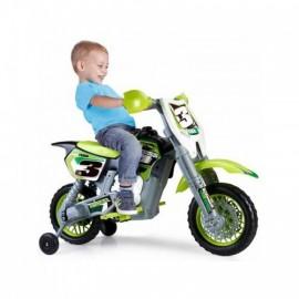 Motory cross na akumulator dla dzieci
