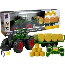 Traktory zdalnie sterowane na pilota RC