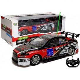 Samochody wyścigowe wyścigówki sportowe na pilota RC